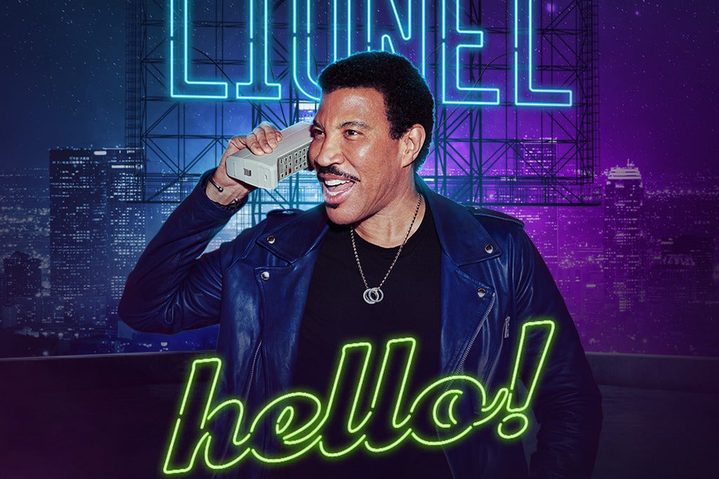 Lionel Richie tickets (Copyright © Ticketmaster)