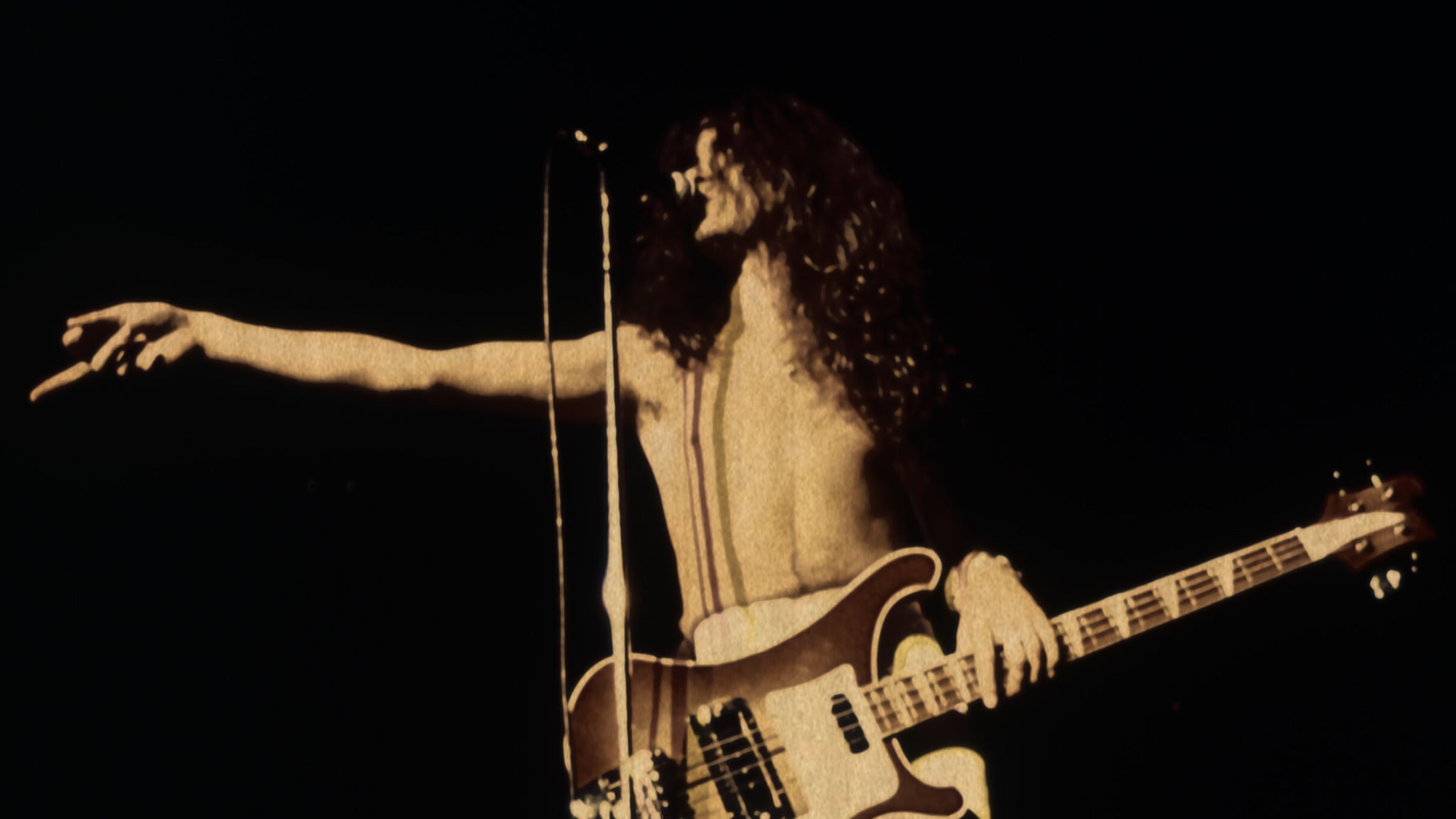 Classic Deep Purple Live with Glenn Hughes at The Queen