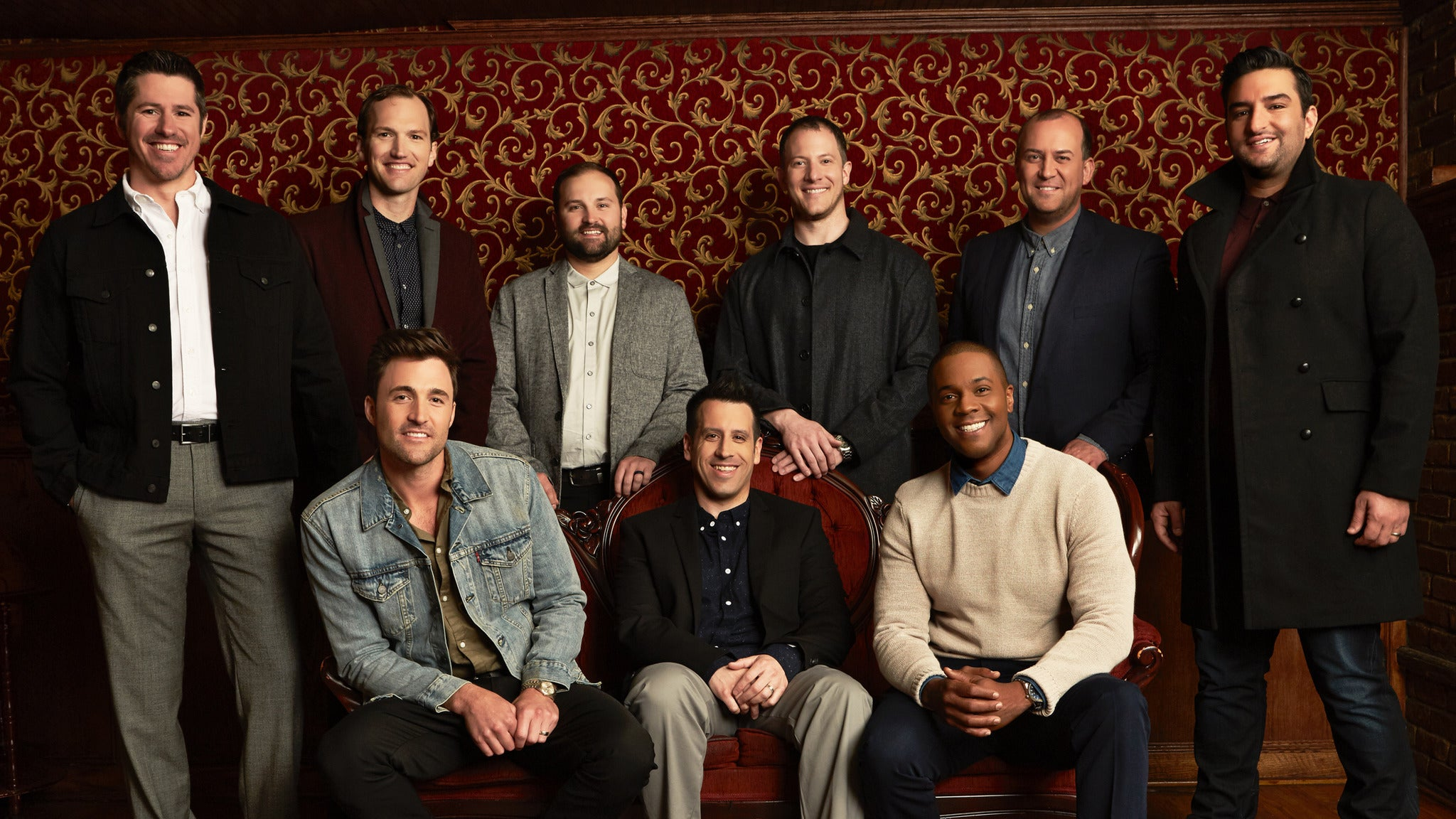 Straight No Chaser at Mesa Arts Center-Ikeda Theater