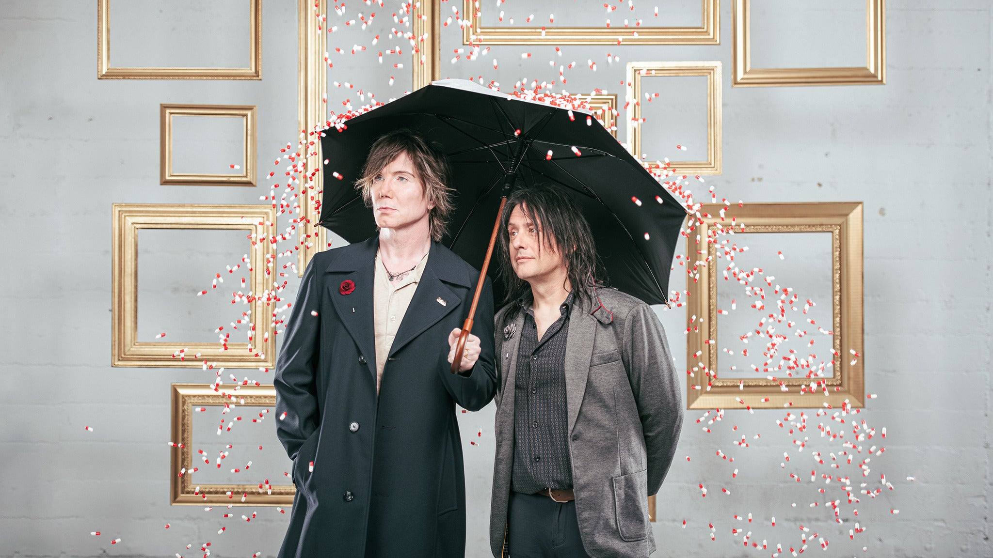 Goo Goo Dolls - The Miracle Pill Tour