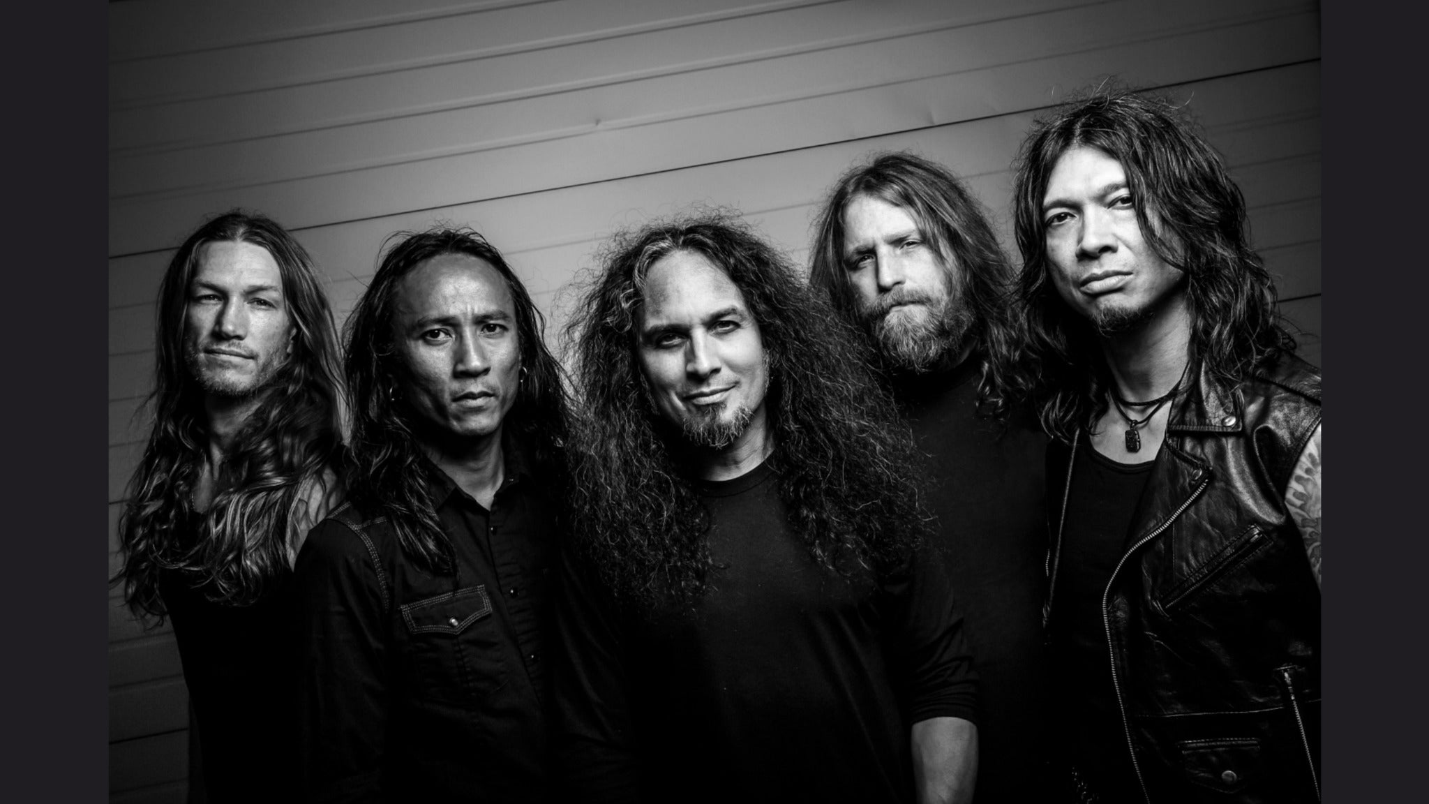 Death Angel at Black Sheep