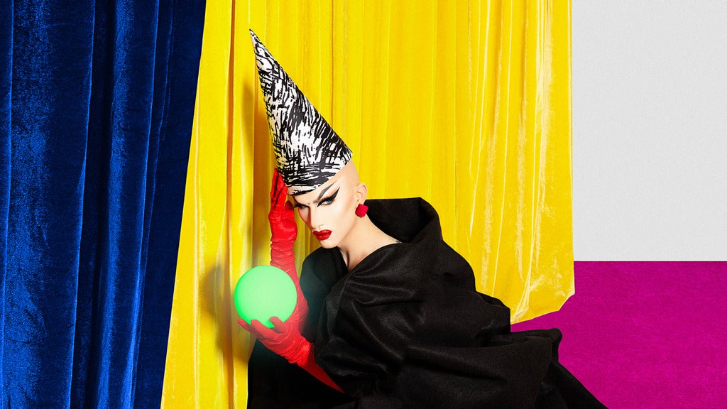 Sasha Velour - Smoke & Mirrors Seating Plans