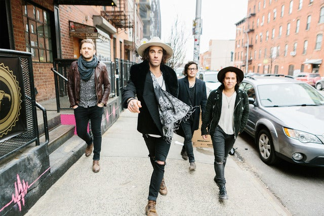 American Authors and Magic Giant   Band of Brothers Road Show