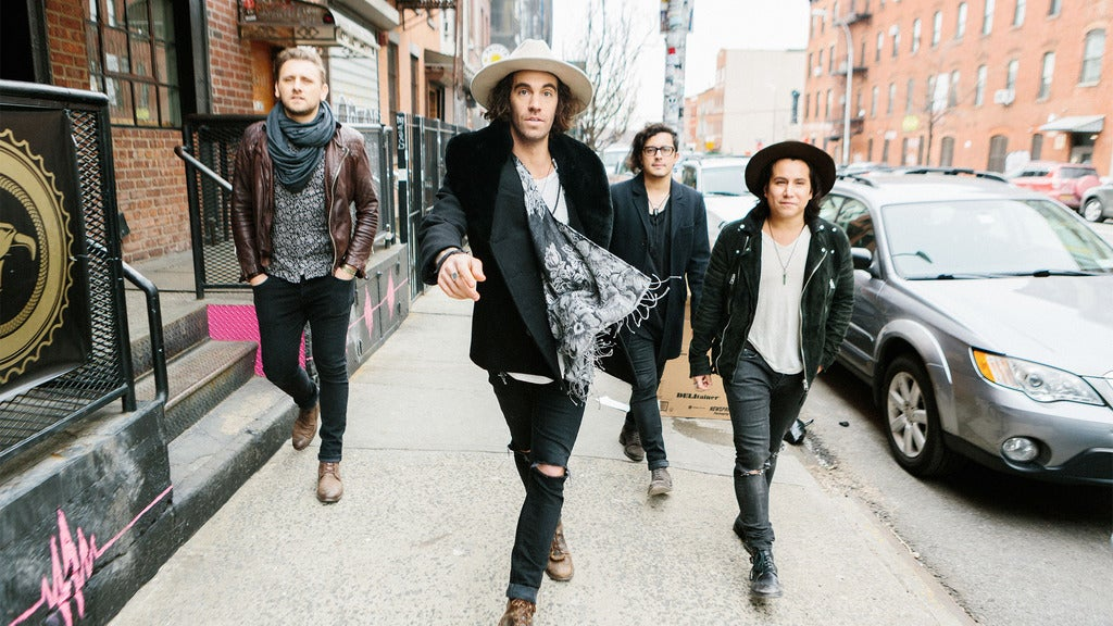 American Authors & Magic Giant - Band of Brothers Road Show