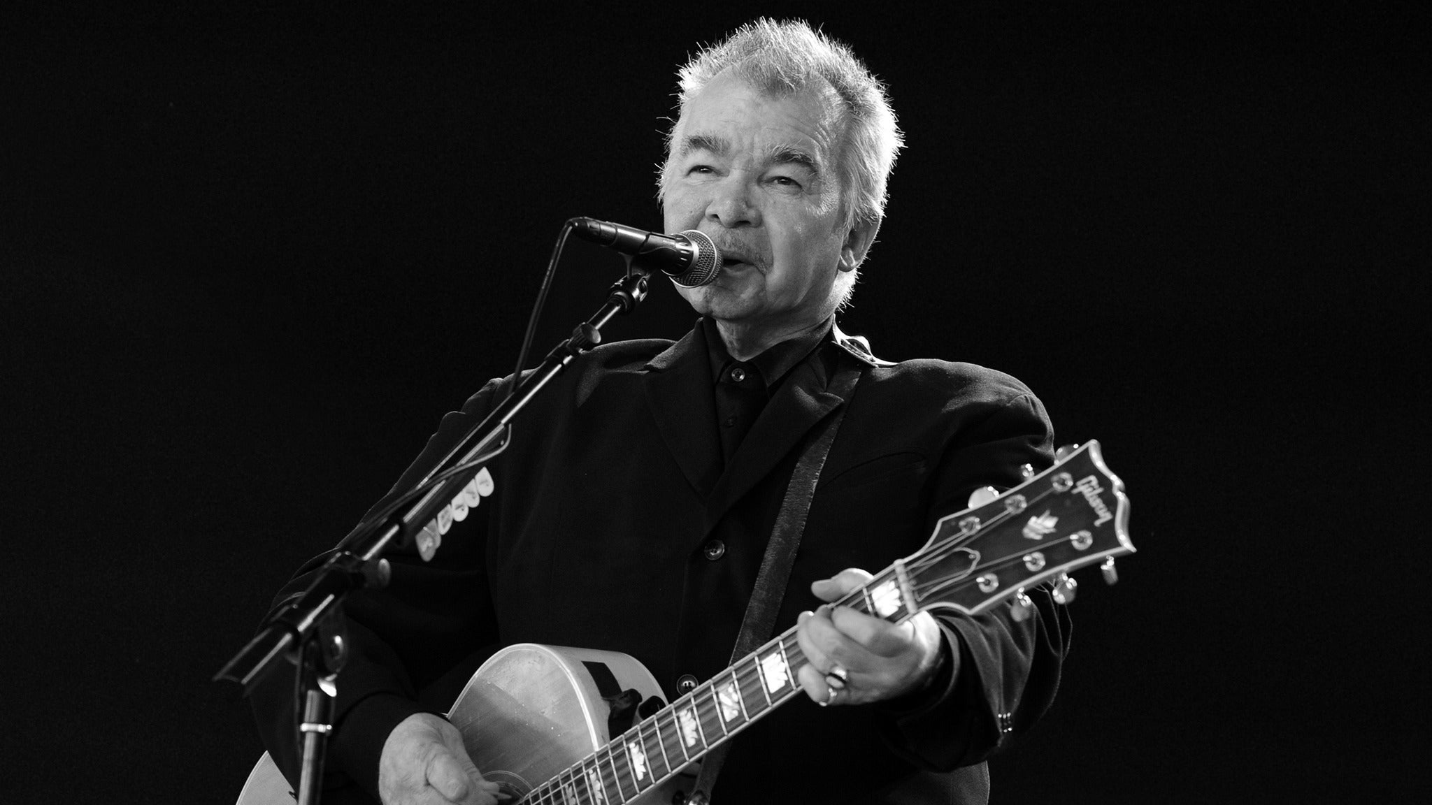 John Prine at Von Braun Center Concert Hall