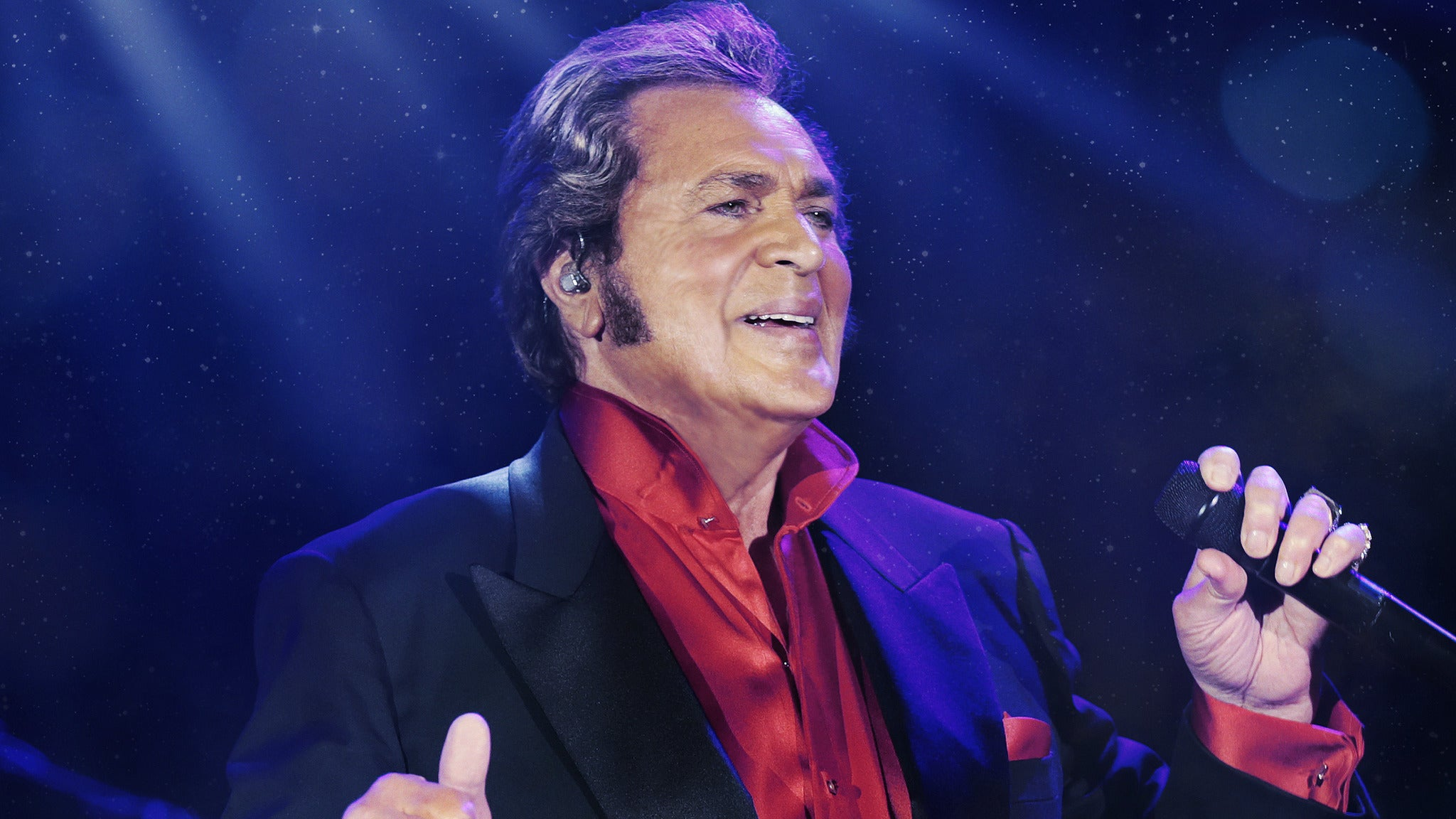 Engelbert Humperdinck at Community Theatre-NJ