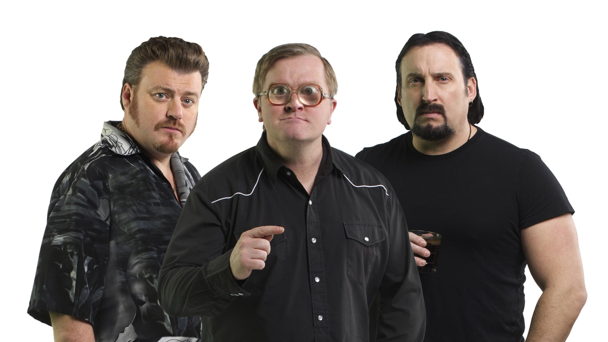 Trailer Park Boys: Ricky, Julian And Bubbles - Ft Lauderdale, FL 33304