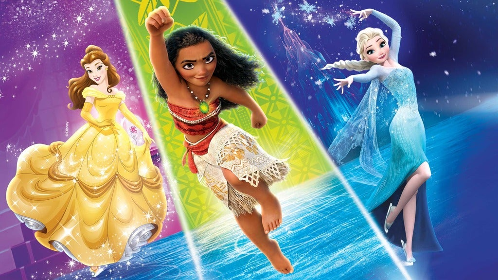 Disney on Ice Presents Dare to Dream | Raleigh, NC | PNC Arena | December 10, 2017