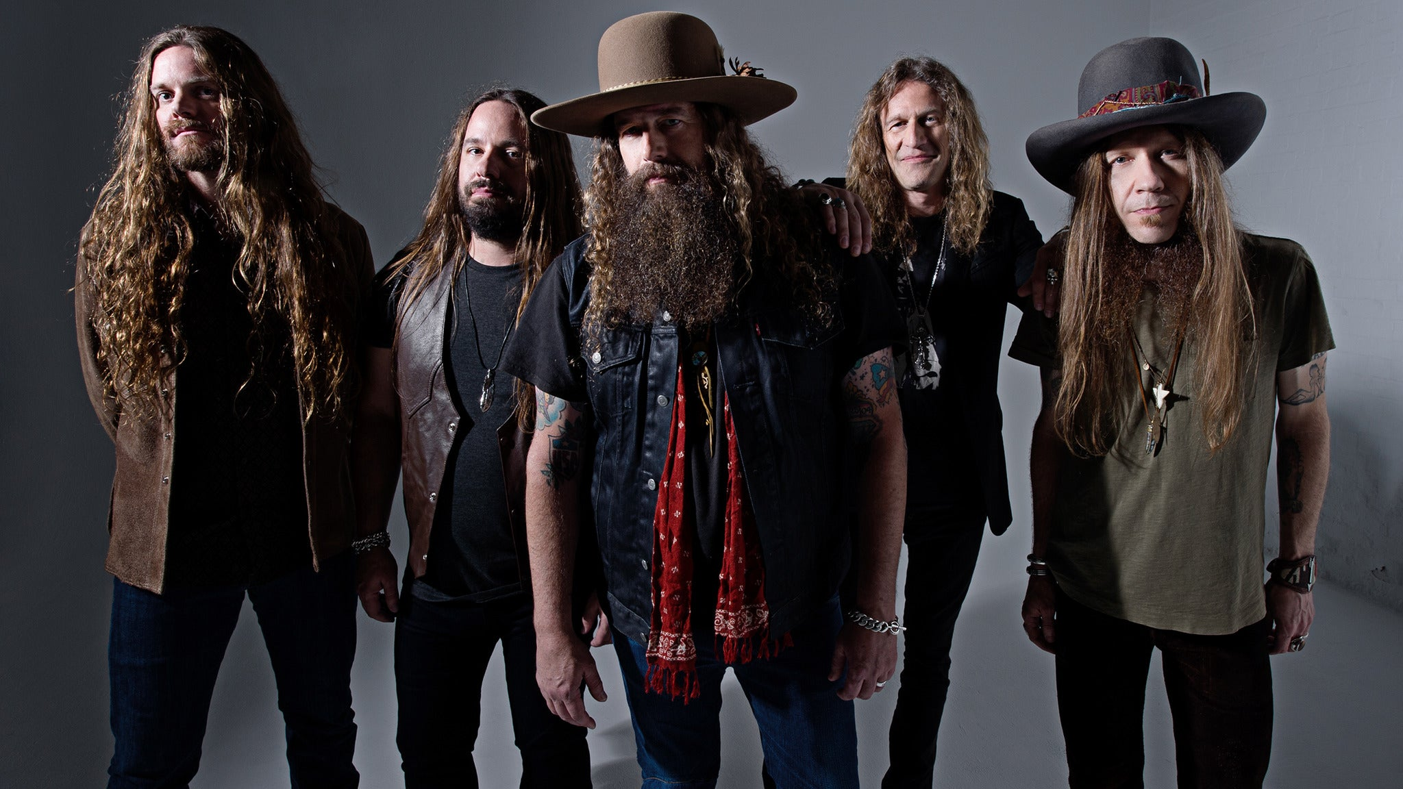 BLACKBERRY SMOKE - Like An Arrow Tour