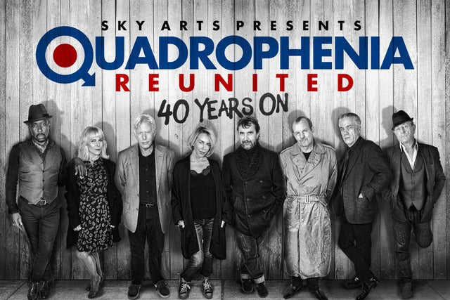 Quadrophenia Reunited - 40 Years On Shepherds Bush Empire Seating Plan