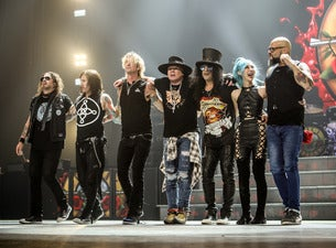 Guns N' Roses, 2020-06-17, Варшава