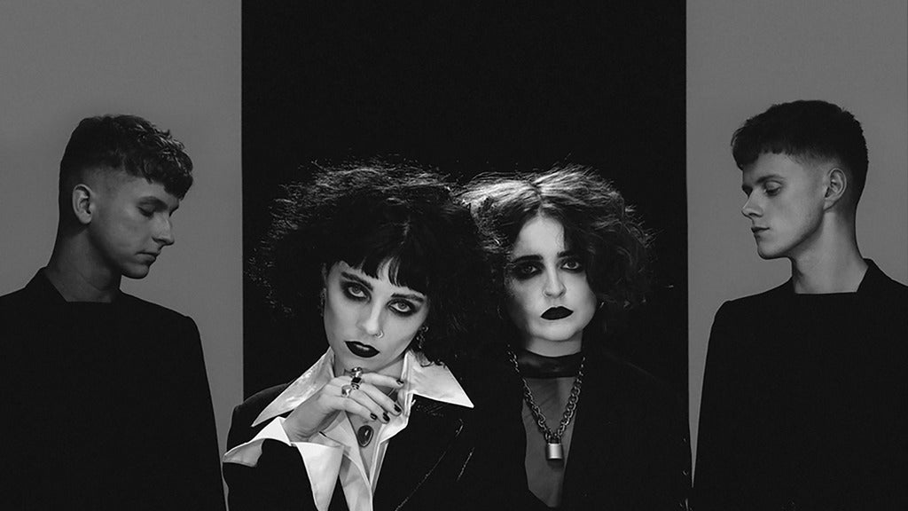 Pale Waves, Kailee Morgue, The Candescents