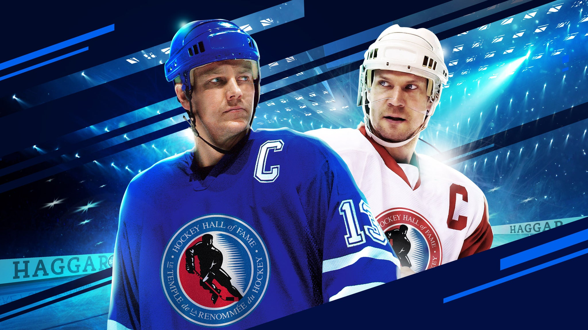 Haggar Hockey Hall of Fame Legends Classic