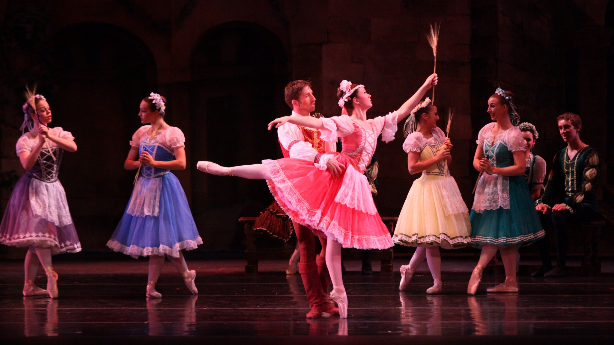 The Washington Ballet Presents Coppélia at Warner Theatre - Washington, DC 20004