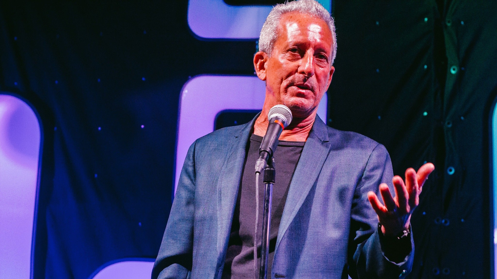 Bobby Slayton at Irvine Improv