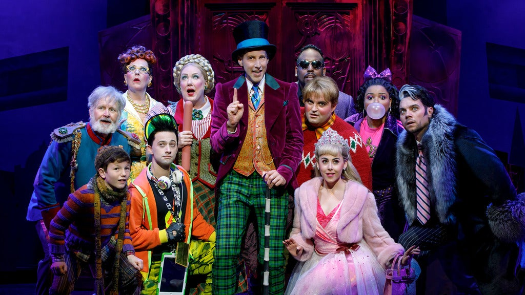 Hotels near Roald Dahl's Charlie and the Chocolate Factory (Touring) Events