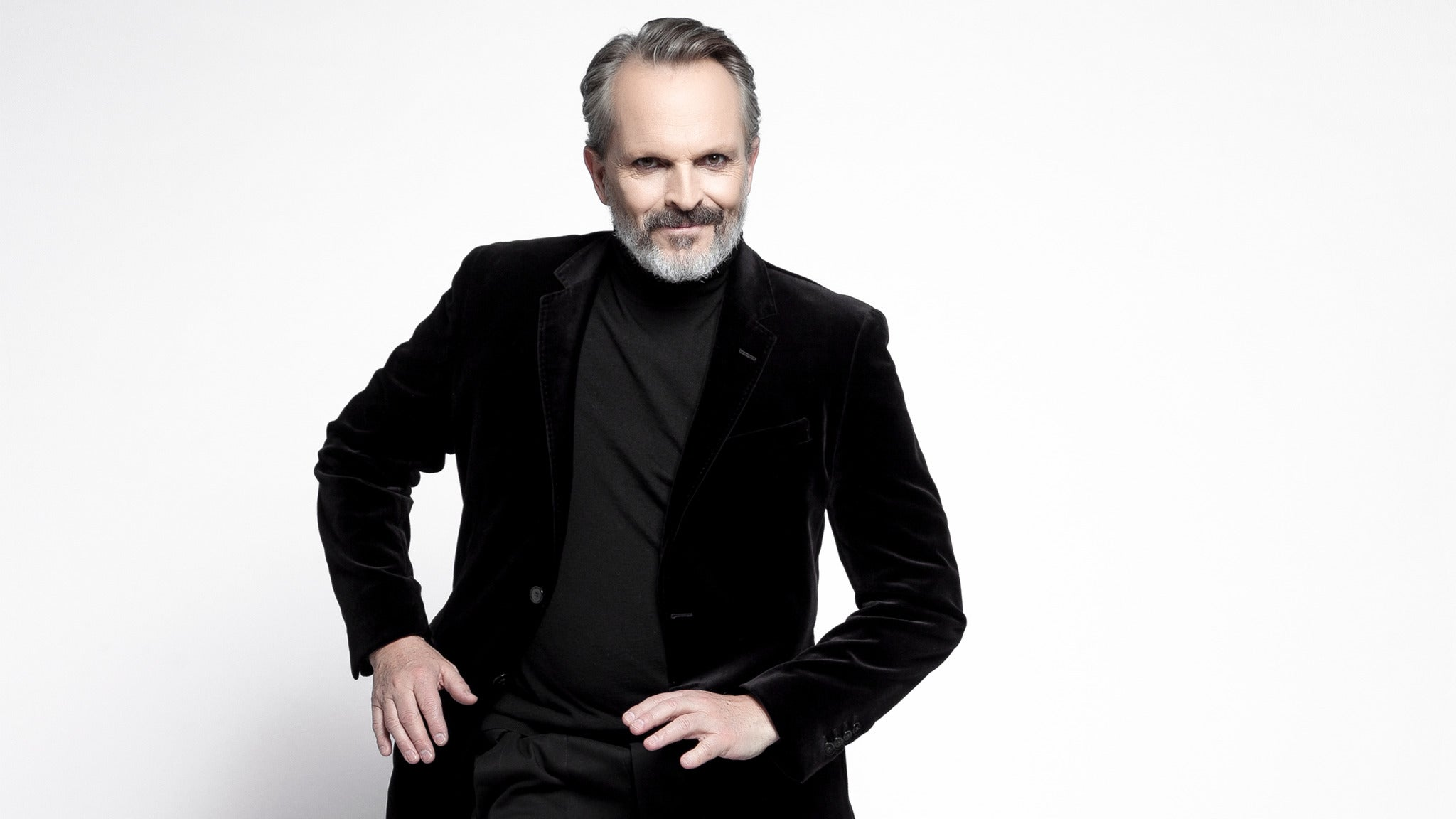 Miguel Bosé at Pechanga Resort and Casino