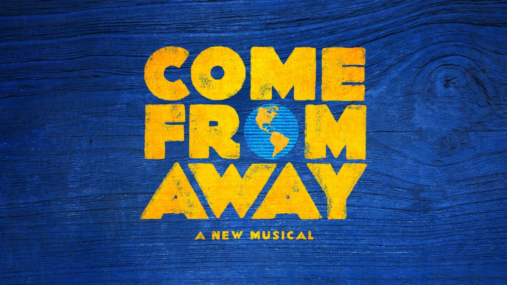 Hotels near Come From Away (Touring) Events
