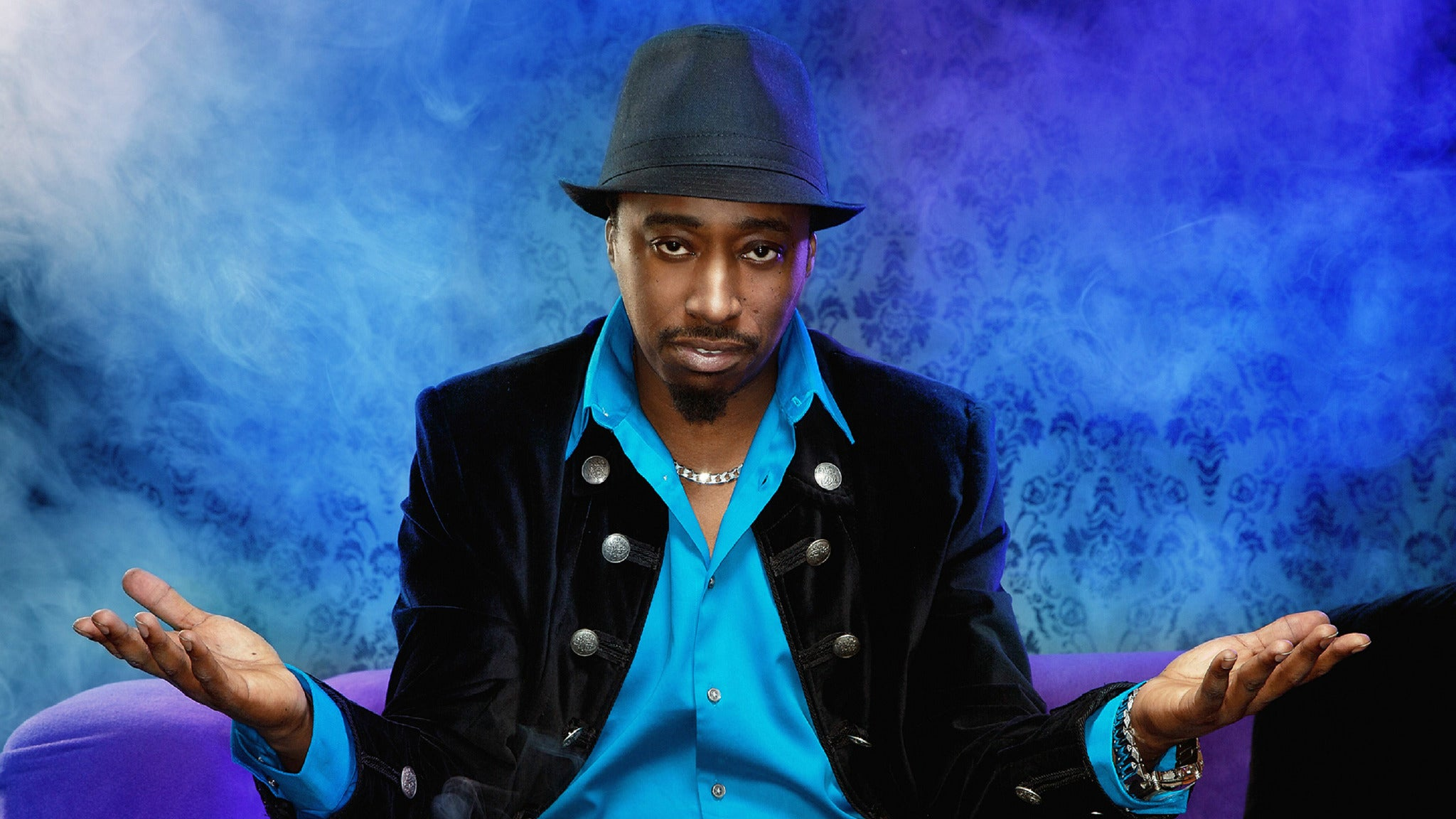 Eddie Griffin (Las Vegas) at Smoothie King Center