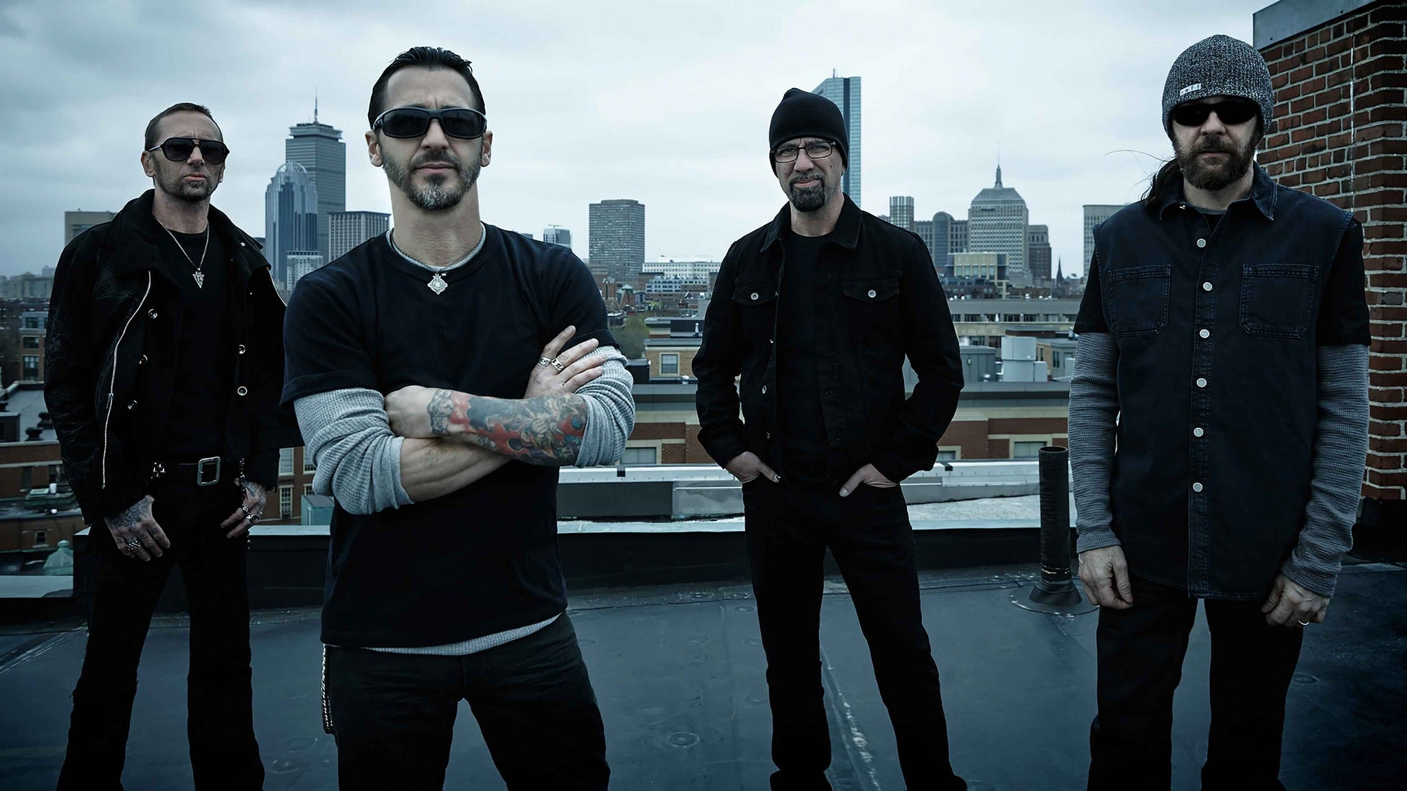 Godsmack at Capitol Center for the Arts - NH