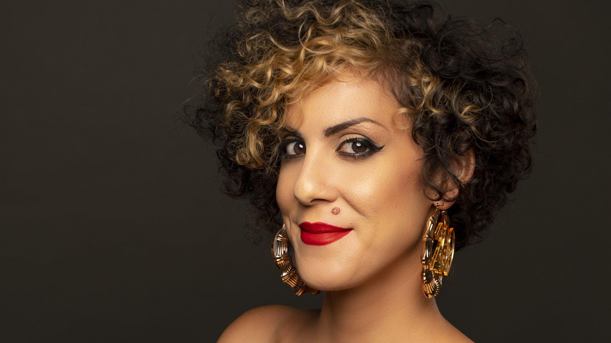 Marcella Arguello at Punch Line Comedy Club - Sacramento