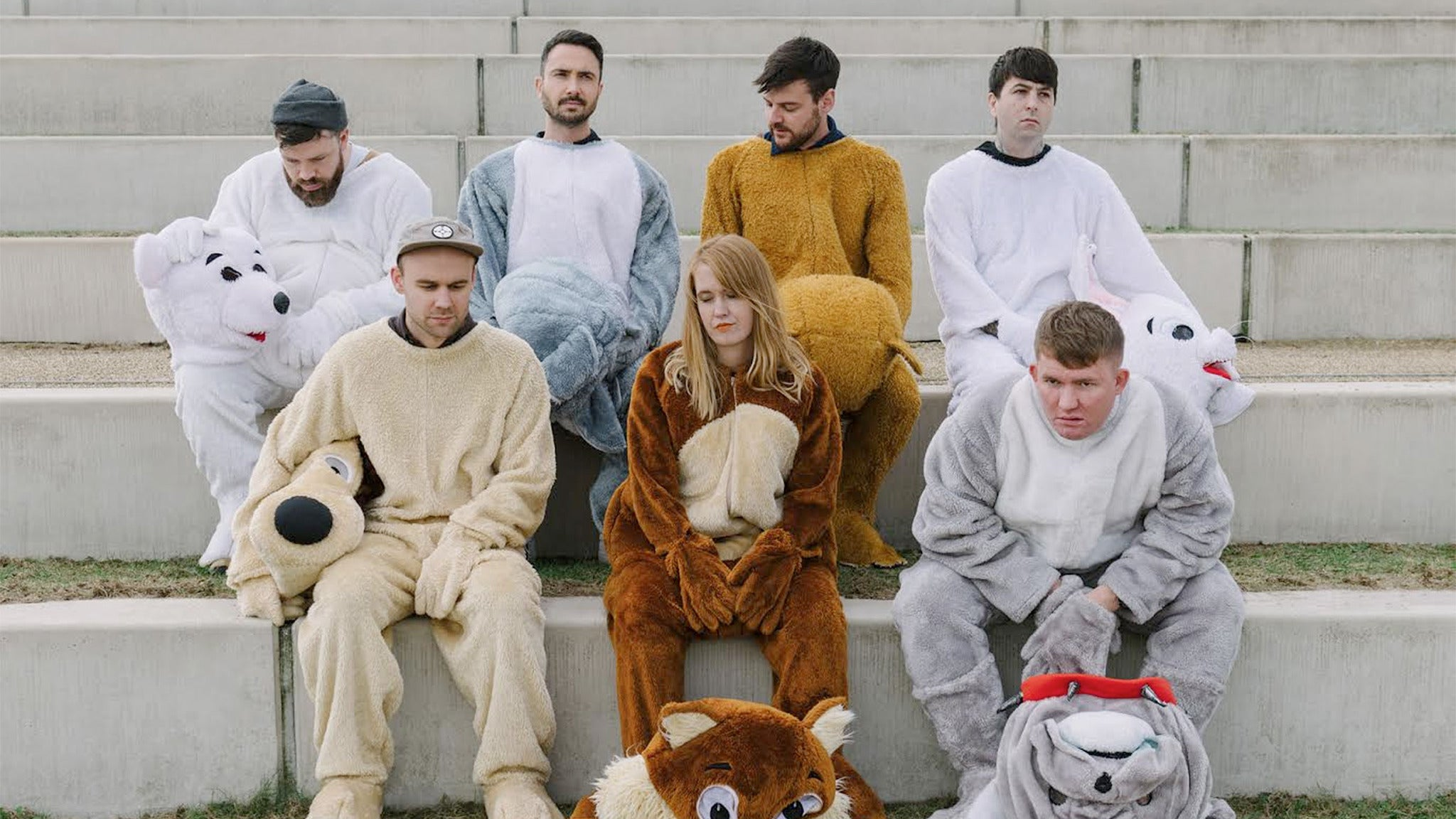 Los Campesinos! at The Loving Touch