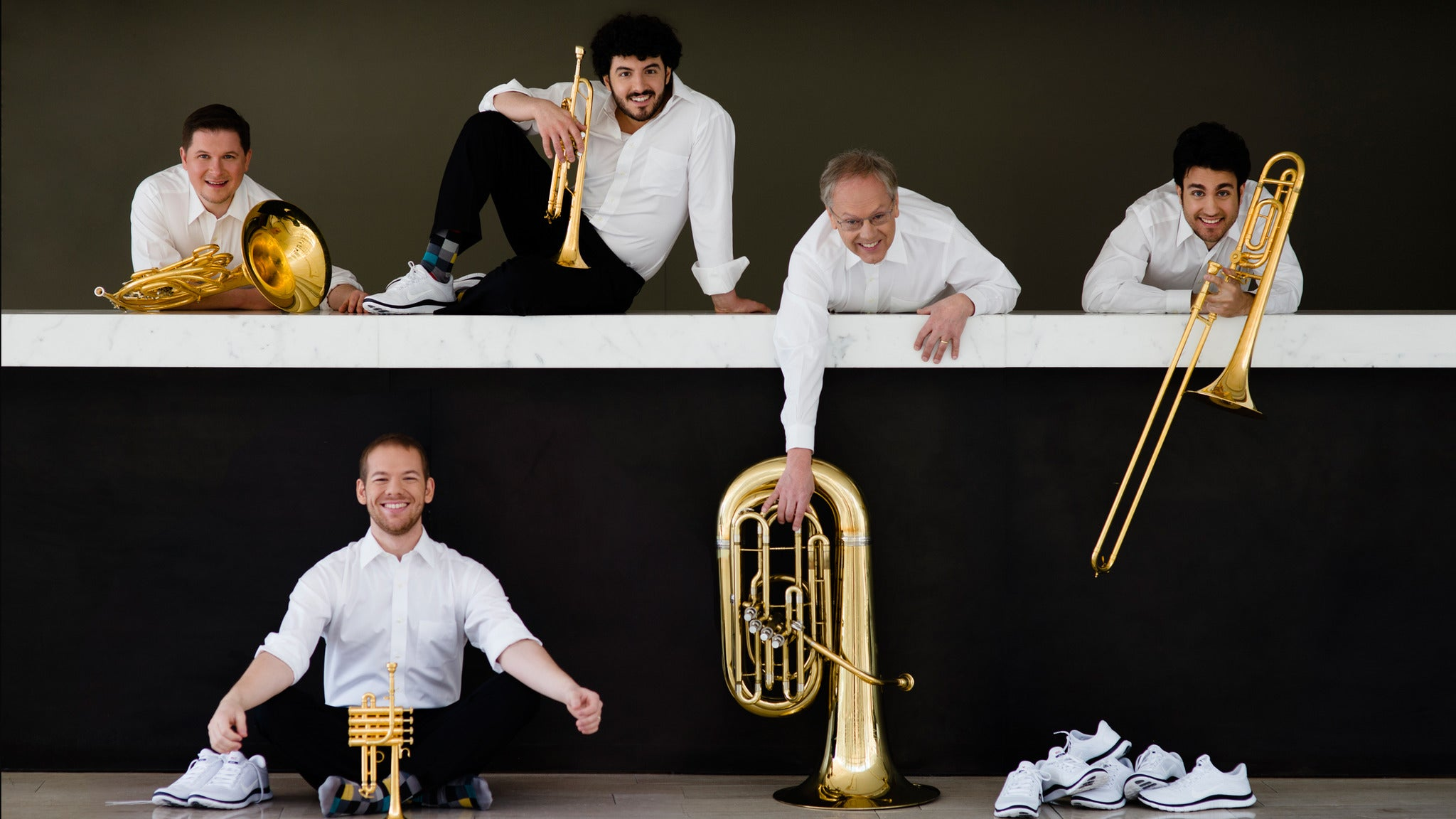 Canadian Brass at McCallum Theatre