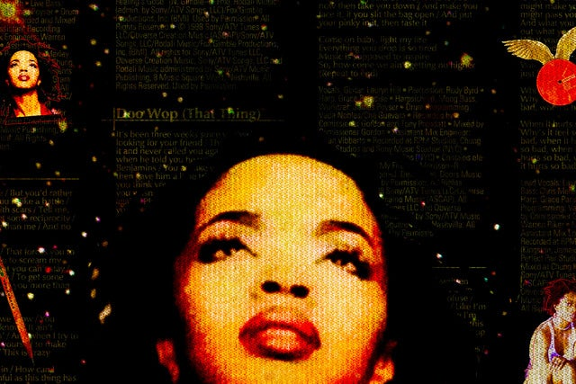 Ms. Lauryn Hill - Official Platinum Tickets