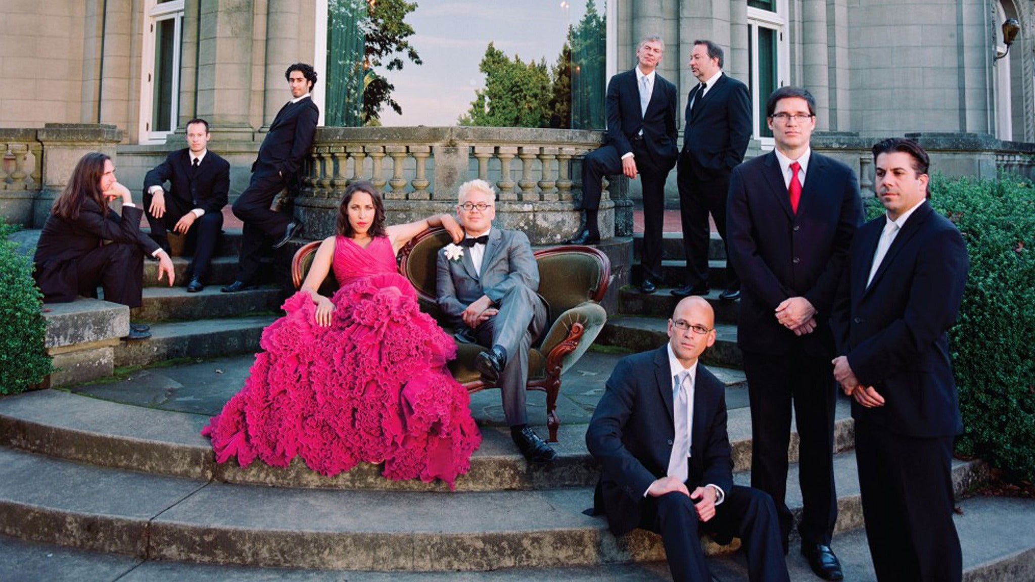Pink Martini With China Forbes at Shubert Theatre - New Haven, CT 06510