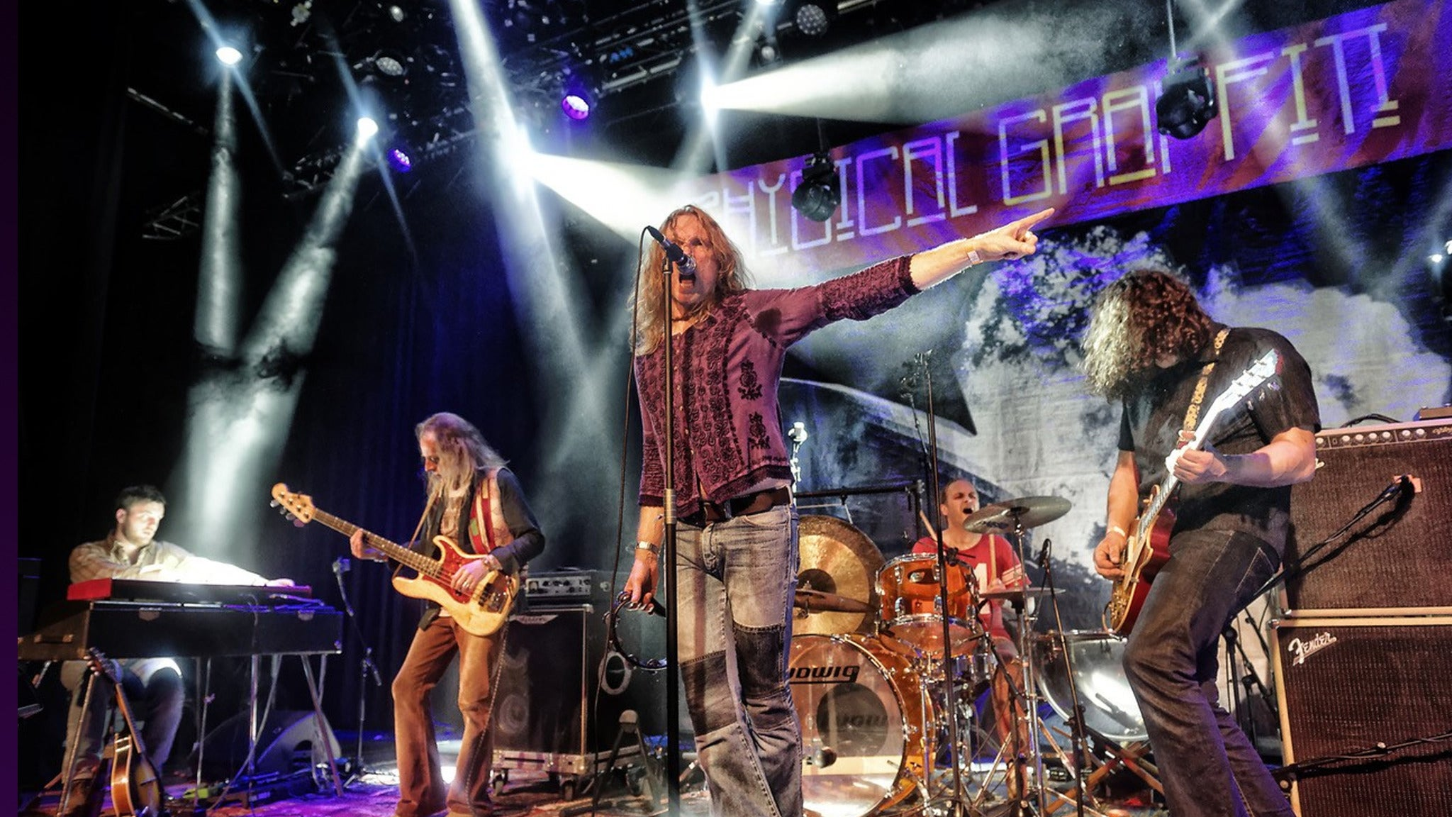 Physical Graffiti - a tribute to Led Zeppelin