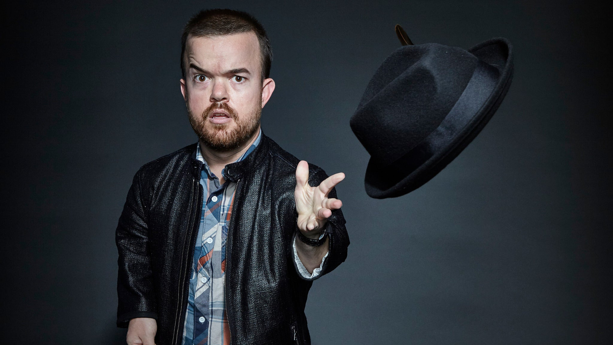 Brad Williams at Newton Theatre