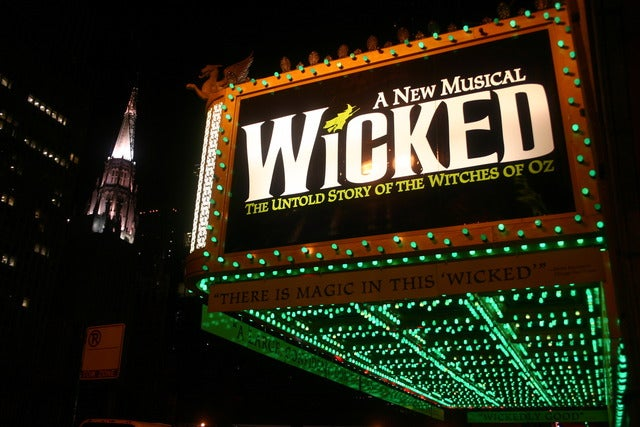 Wicked (chicago) | Chicago, IL | Oriental Theatre Chicago | December 10, 2017