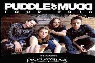 Puddle of Mudd, Mick Blankenship Tickets Friday, October 19