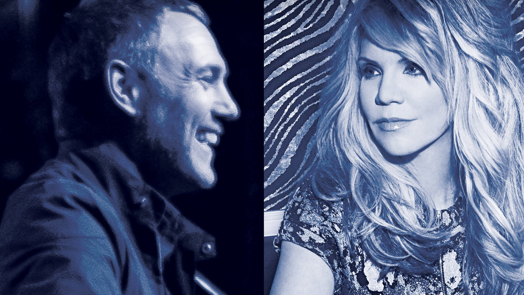 An Evening With Alison Krauss & David Gray at Greek Theatre