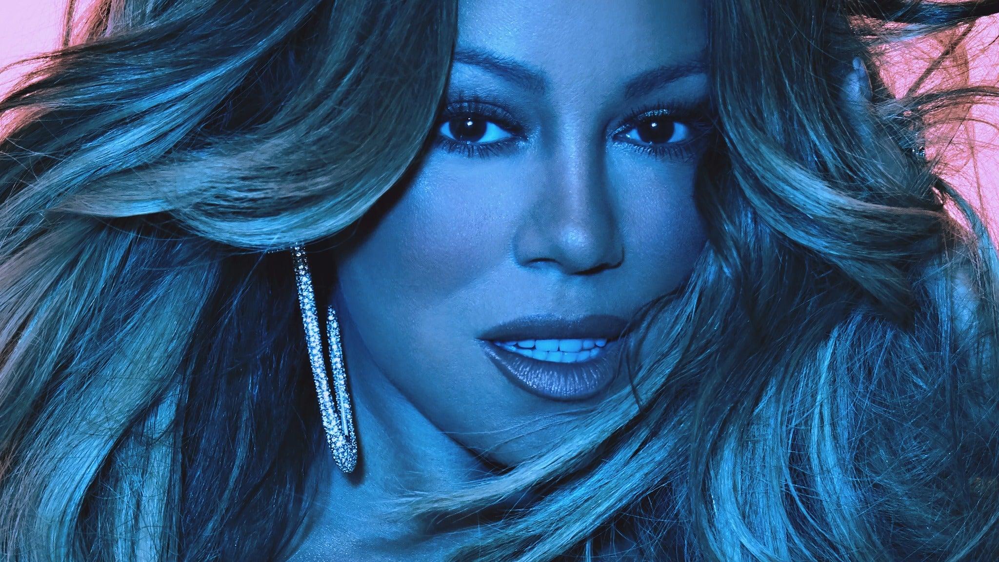 Mariah Carey at Neal S Blaisdell Arena