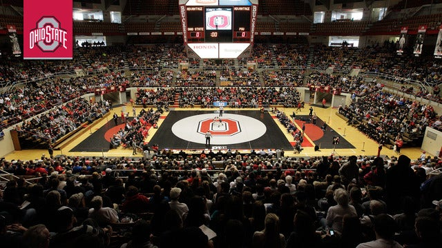 Ohio State Buckeyes Wrestling vs. Maryland Terripans Wrestling // Olney