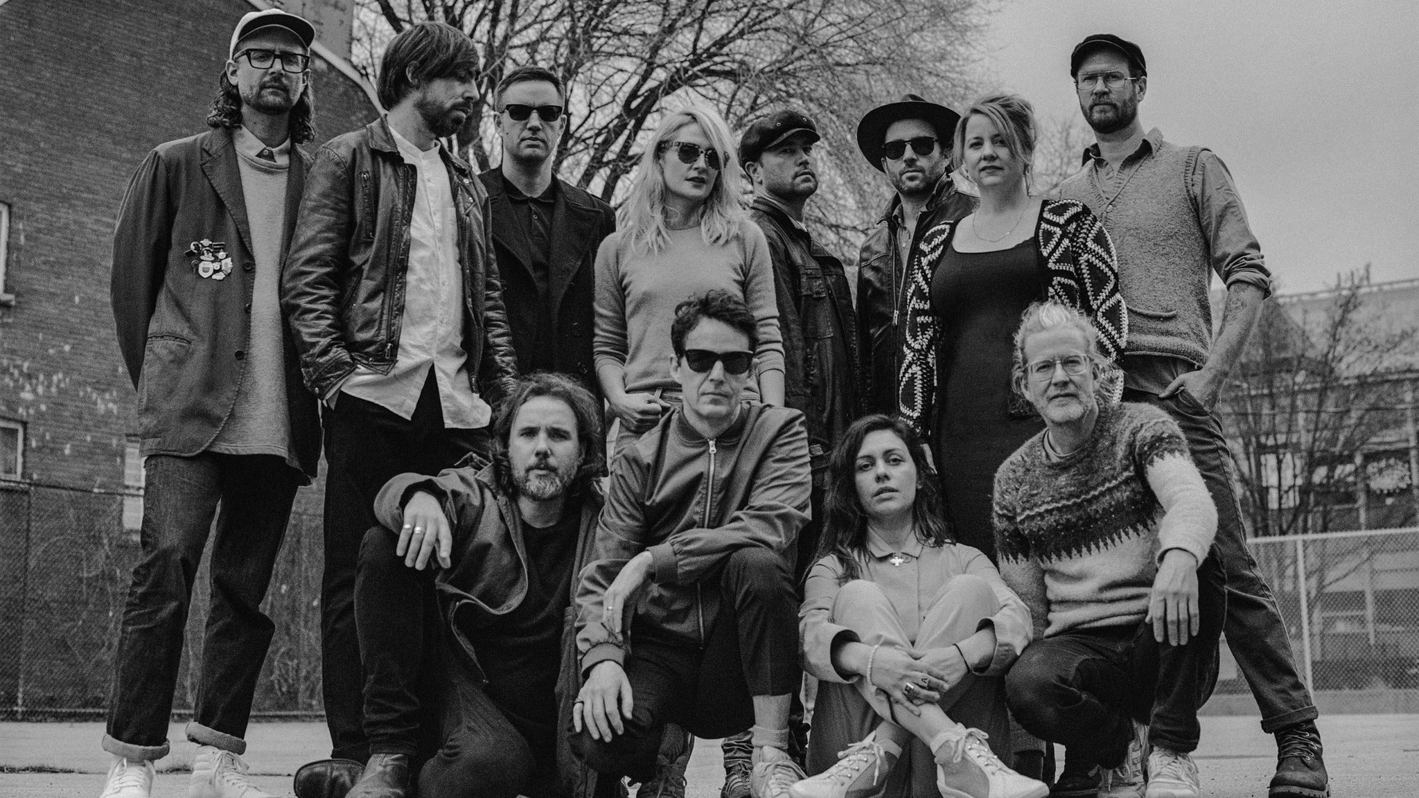 Broken Social Scene - Hug of Thunder at HOYT SHERMAN PLACE