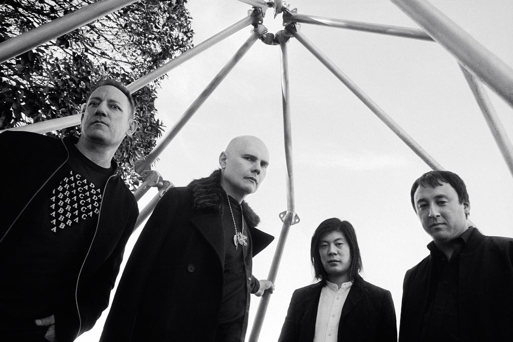 The Smashing Pumpkins:  Shiny And Oh So Bright Tour