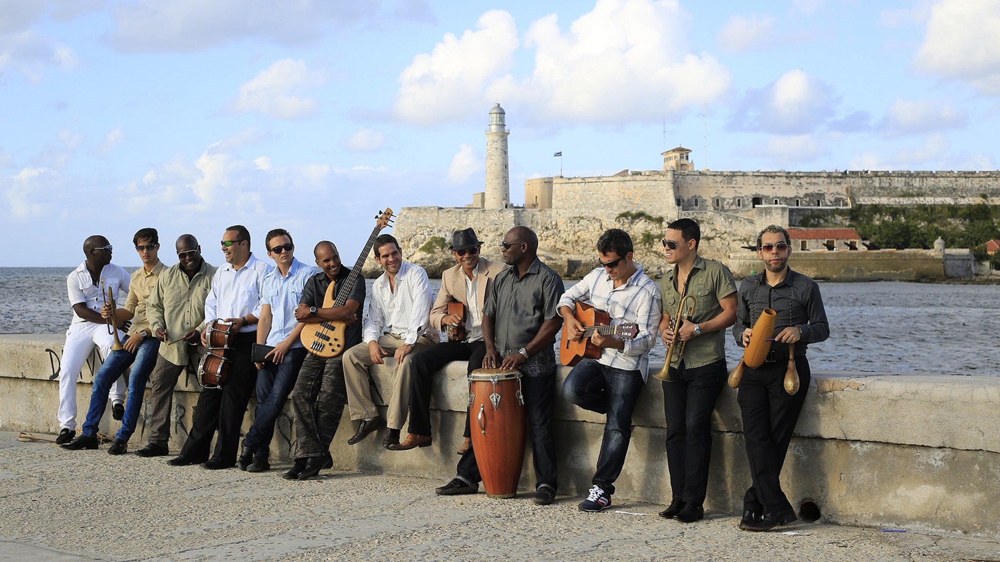 The Havana Cuba All-Stars at Stephens Auditorium