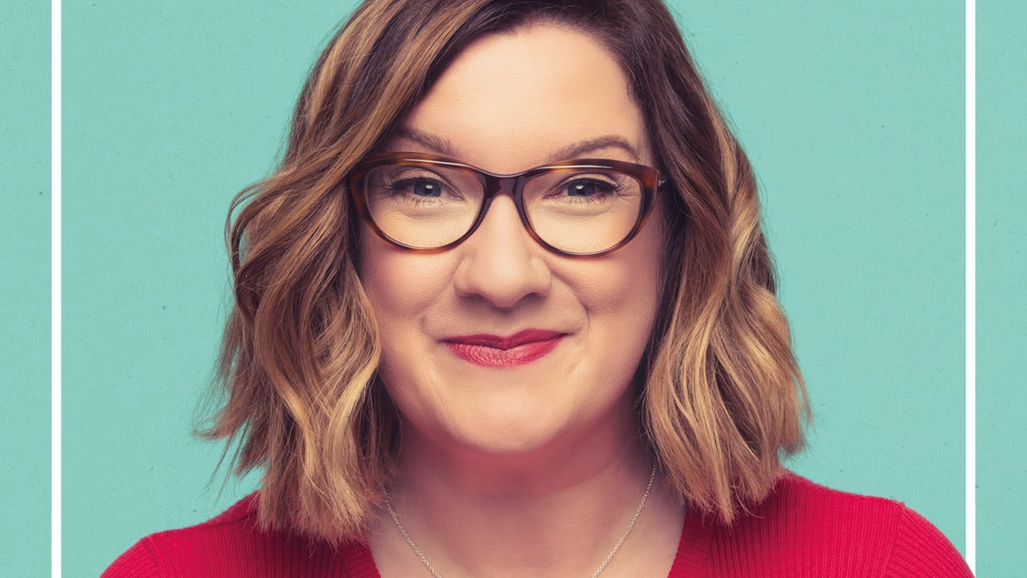 Sarah Millican: Bobby Dazzler tickets (Copyright © Ticketmaster)