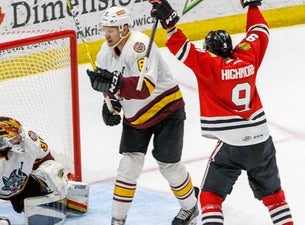 Rockford IceHogs vs Chicago Wolves