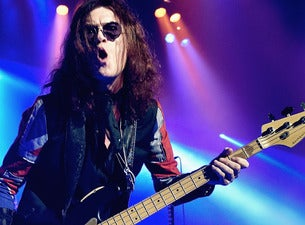 Classic Deep Purple Live With Glenn Hughes