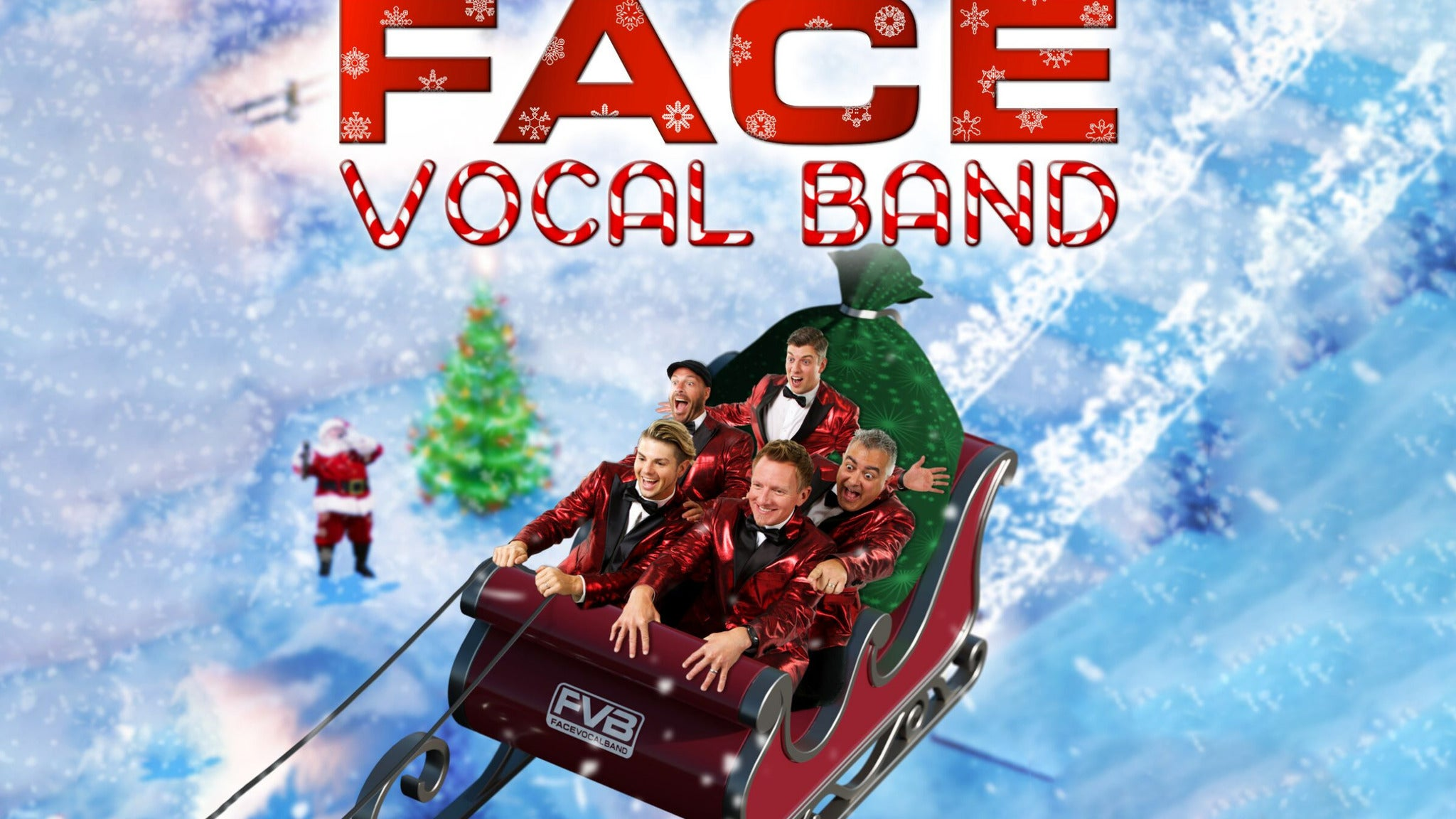 Face Vocal Band at Community Arts Center - PA