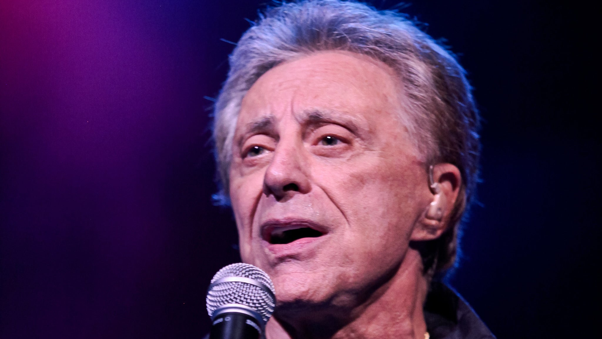 Frankie Valli  & The Four Seasons at Del Mar Fairgrounds