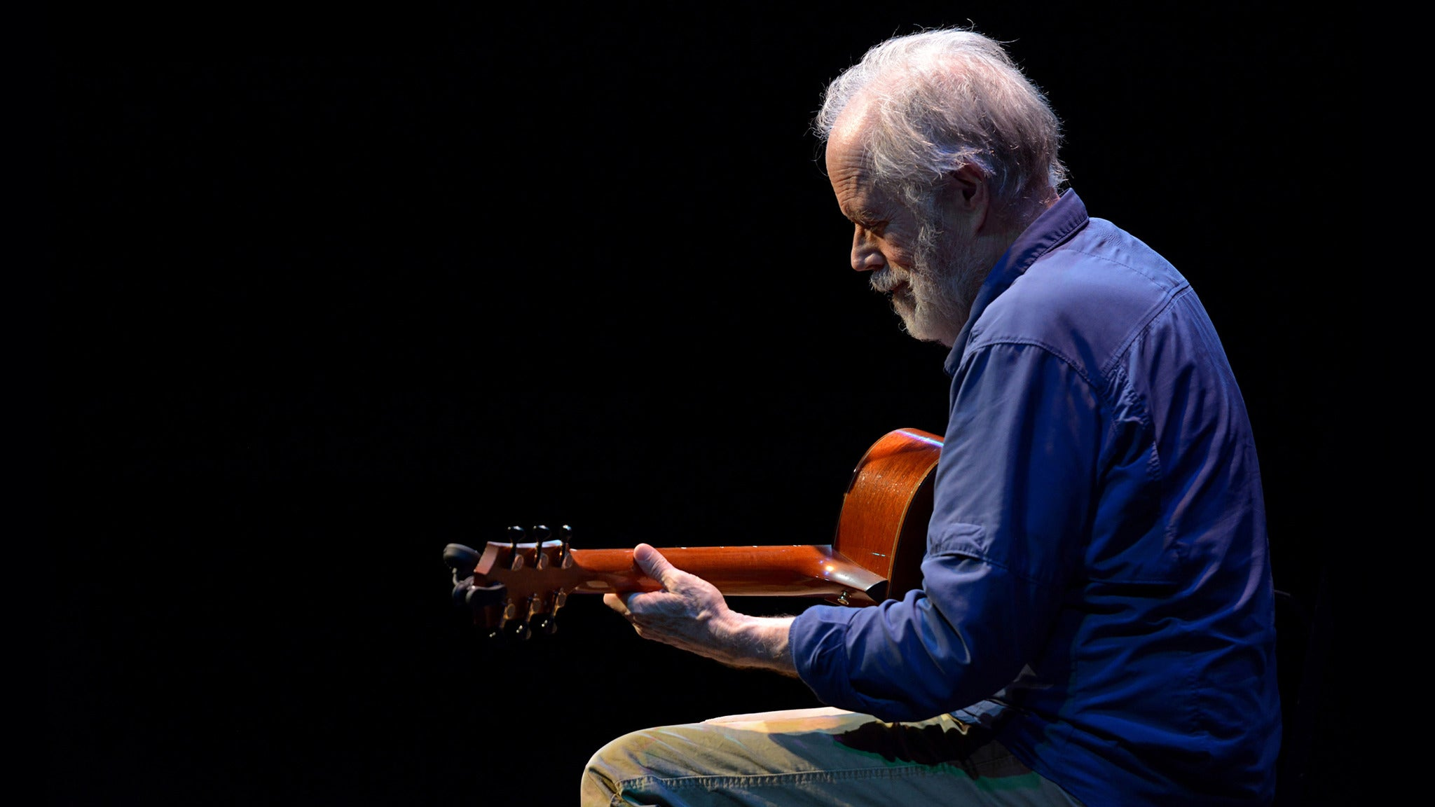 Leo Kottke at Tower Theatre - OR
