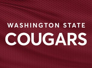 Washington State  Cougars Football vs. Houston Cougars Football