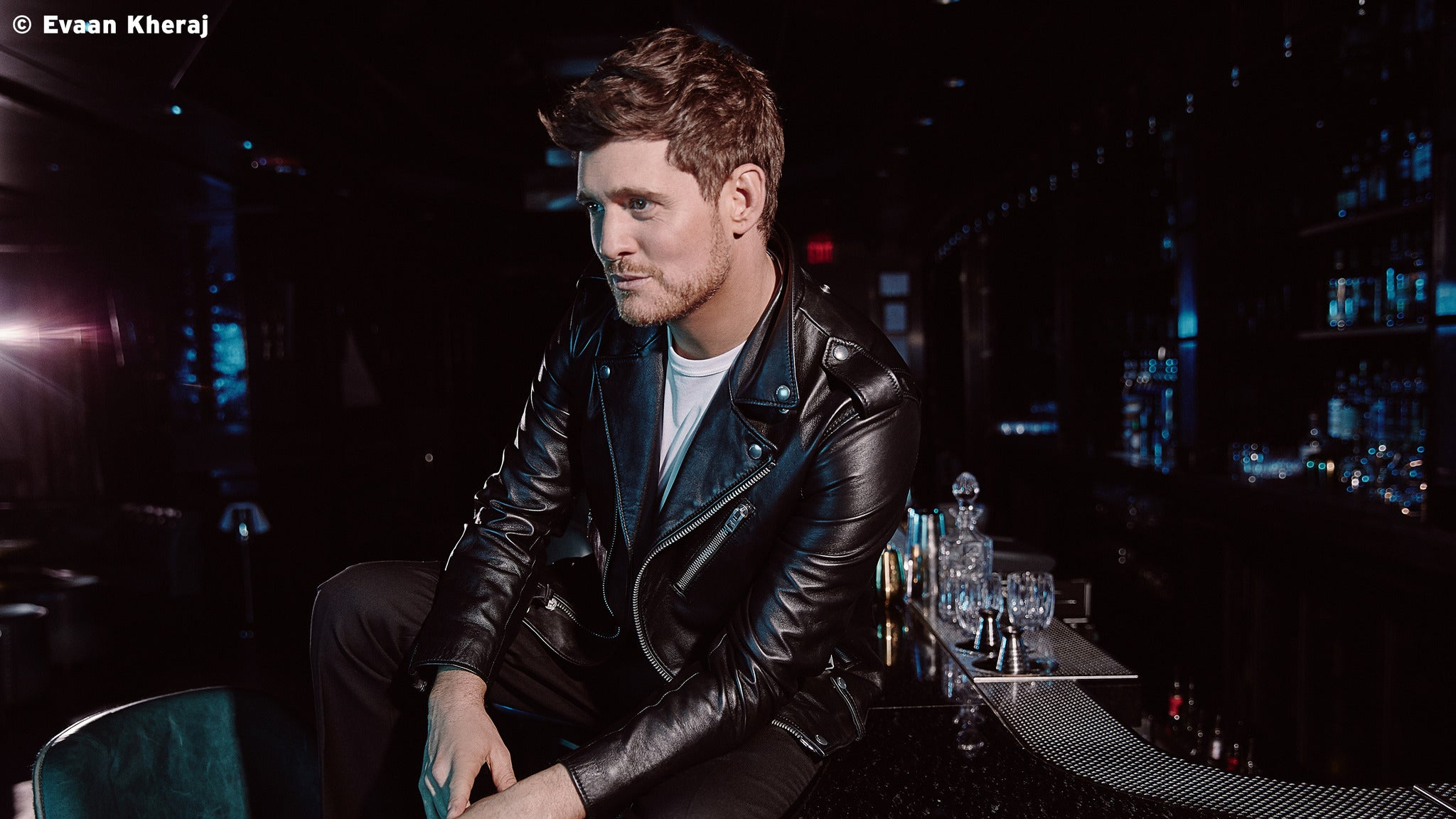 An Evening with Michael Buble in Concert at Chase Center