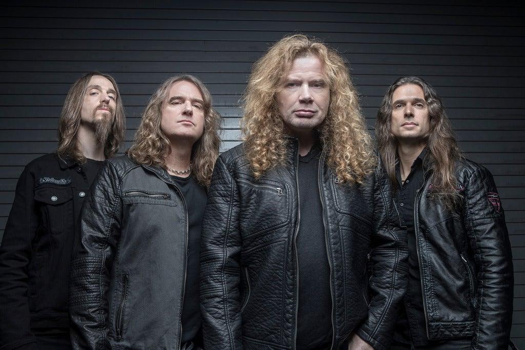 Hotels near Megadeth Events