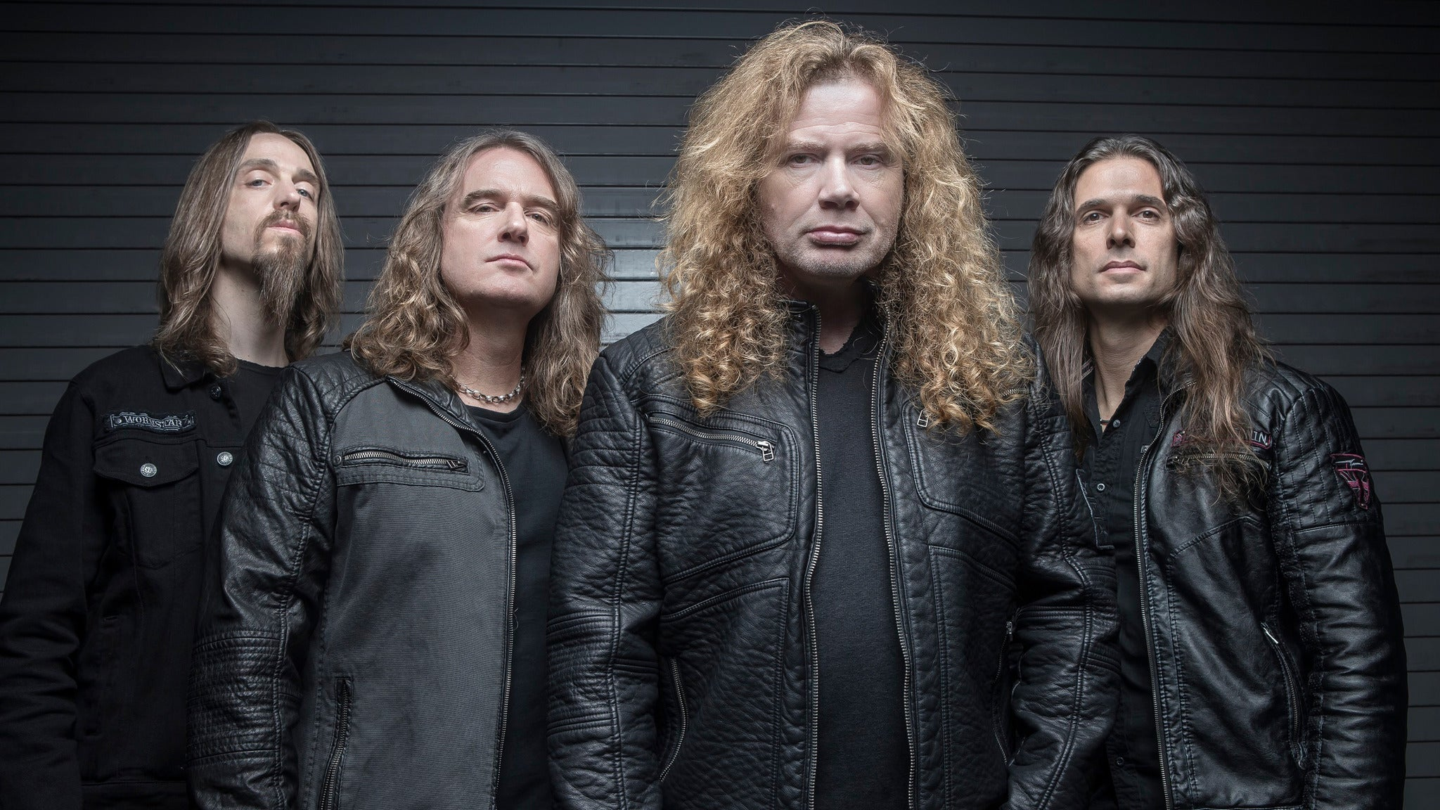 Megadeth at The Vogue