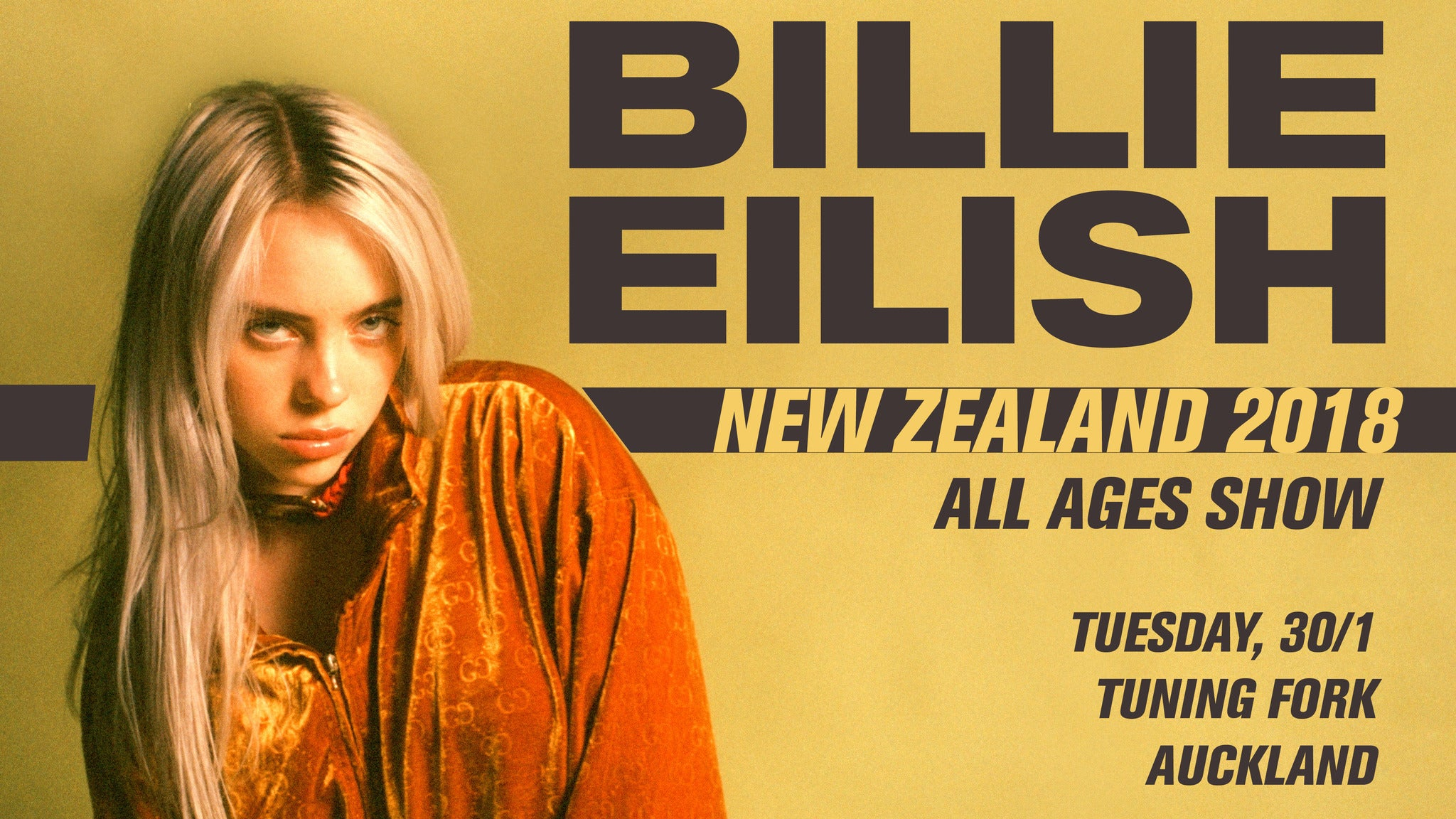 Billie Eilish at The Republik